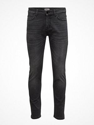 Jeans - Filippa K M. Stan Black Wash Jeans