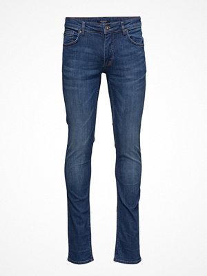 Jeans - Lindbergh Slim Fit Jeans - Ink Blue