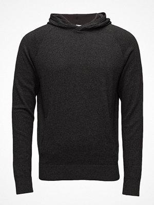 Street & luvtröjor - Jack & Jones Premium Jprharold Knit Hoodie