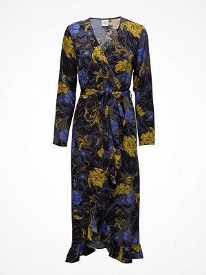 Selected Femme Sfsonja Ls Wrap Midi Dress Rt