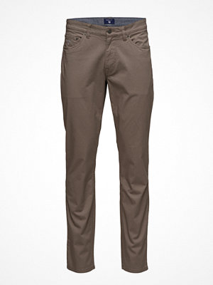 Jeans - Gant O1. Slim Twill Jeans