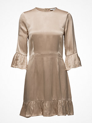 Ganni Leclair Satin Dress