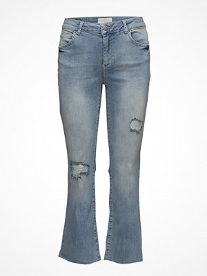 Fiveunits Irina 680 Raw, Kansas Blue, Jeans