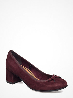 Tamaris Woms Court Shoe - Rommy