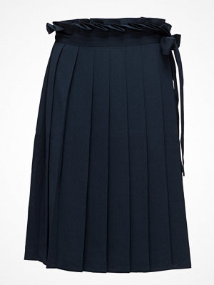 Selected Femme Sfshima Pleated Wrap Skirt