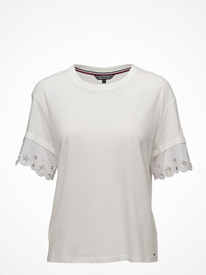 Tommy Hilfiger Abner C-Nk Lace Top