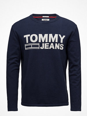 Tommy Jeans Tjm Solid Logo Sweat