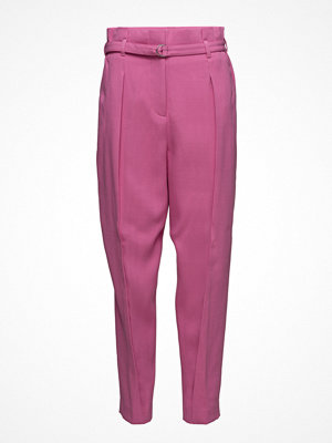 3.1 Phillip Lim rosa byxor Waisted Pant W Leg Dart
