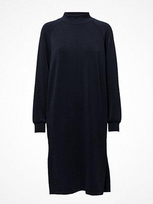Selected Femme Sftea Ls Highneck Sweat Dress