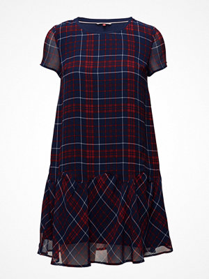 Tommy Jeans Thdw Rn Check Dress S/S 33