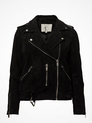 Selected Femme Sfsanella Leather Jacket Noos