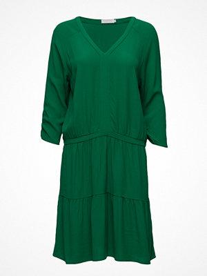 Coster Copenhagen Moss Crepe Dress W. Ruffel