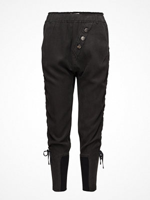 Cream svarta byxor Sillian Pants