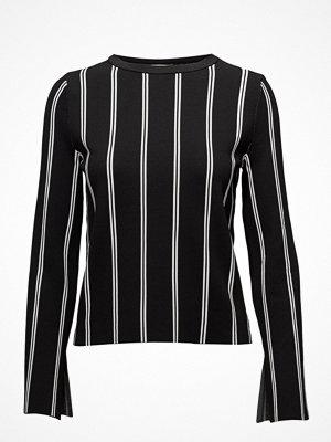 Mango Stripe Pattern Sweater