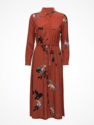 French Connection Delphine Drape L/S Shirt Dress