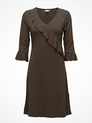 Cream Ville Dress