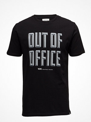 Wood Wood Out Of Office T-Shirt