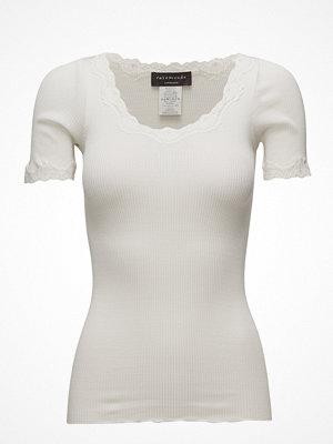 Rosemunde Silk T-Shirt Regular Ss W/ Rev,Vint
