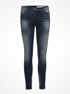 Diesel Women Skinzee-Zip Trousers