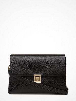Ecco svart axelväska Isan 2 Handbag