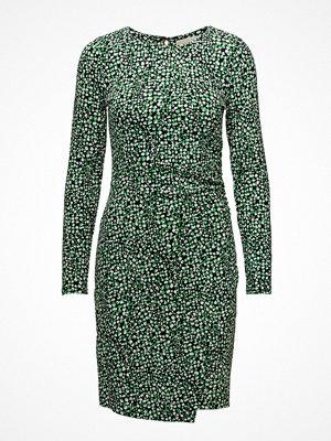 Michael Kors Reptile Wrap Dress