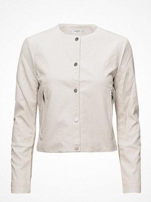 Mango Buttoned Jacket