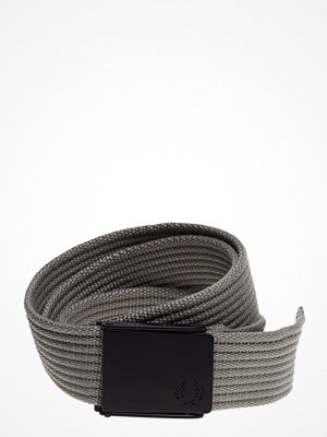 Bälten & skärp - Fred Perry Plain Webbing Belt