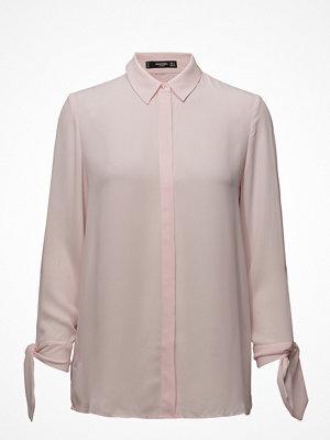 Mango Buttoned Flowy Shirt
