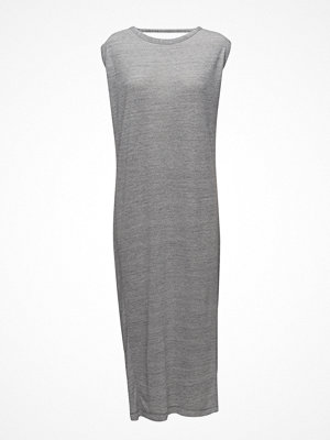 Rabens Saloner Marl Drape Dress