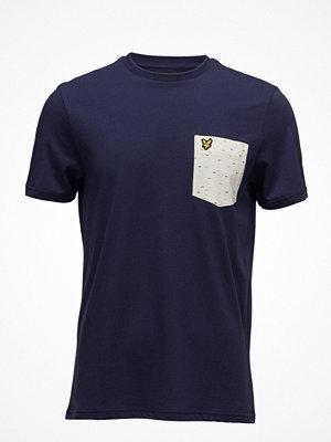 Lyle & Scott Fil Coupe Pocket T-Shirt