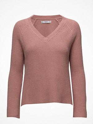 Mango Textured Cotton-Blend Sweater
