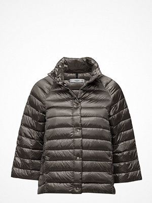 Mango Quilted Down Anorak