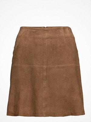 Lexington Clothing Kylie Suede Skirt