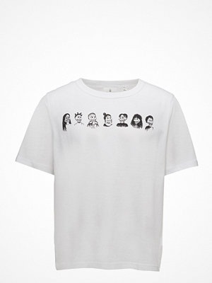 Cheap Monday Boxer Tee College Squad