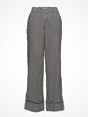 Mango randiga byxor Striped Palazzo Trousers