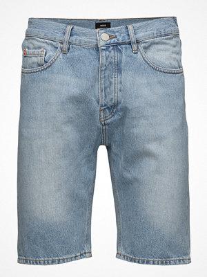Mads Nørgaard Denim Shorts Bleached