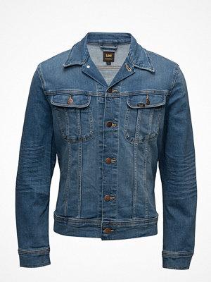 Jeansjackor - Lee Jeans Slim Rider