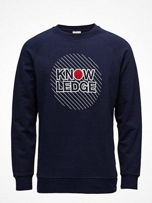 Knowledge Cotton Apparel Sweat W/Application - Gots