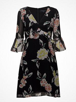 French Connection Enoshima Drape Vneck Dress