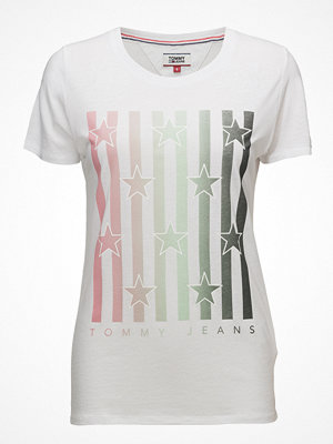 Tommy Jeans Tjw Cn Flag T-Shirt,