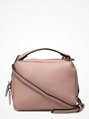 Mango persikofärgad axelväska Mini Cross-Body Bag