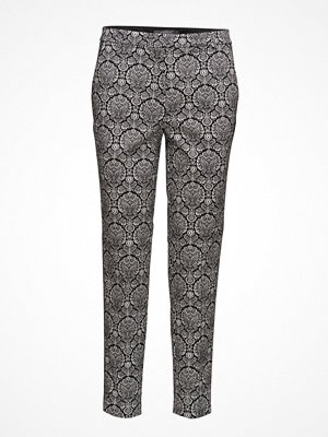 ESPRIT Collection mönstrade byxor Pants Woven