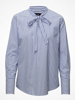 Park Lane Shirt With Bow Tie