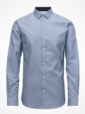 Selected Homme Slhslimnew-Mark Shirt Ls B Noos