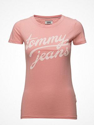 Tommy Jeans Tjw Basic Cn T-Shirt S/S 11