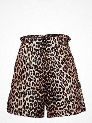 Shorts & kortbyxor - Ganni Fabre Cotton