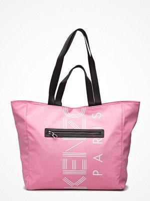 Kenzo shopper med tryck Shopping Bag Main
