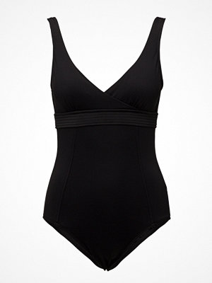 Baddräkter - Seafolly Wrap Front Maillot