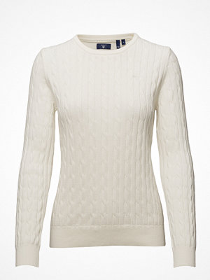 Gant O.1 Sun Bleached Cable Crew