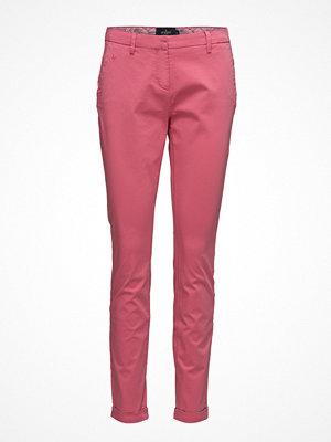 Morris Lady rosa byxor Adelie Chino Pants